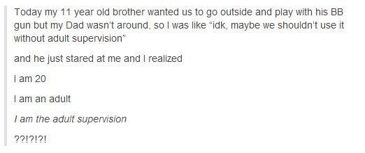 21 Times All Your Fears About Growing Up Were Summed Up Perfectly By Tumblr
