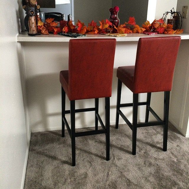 Dont You Just Love Instagrammer FitnessJunkies Urban Home Bar Stools In Sunset Dining Room