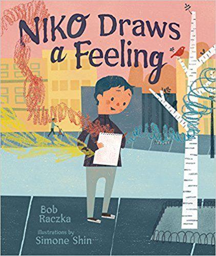 Niko Draws a Feeling: Bob Raczka, Simone Shin: 9781467798433: Amazon.com: Books