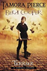 the Beka Cooper trilogy is worth reading. Strong characters and very surprise ending in the 3rd book