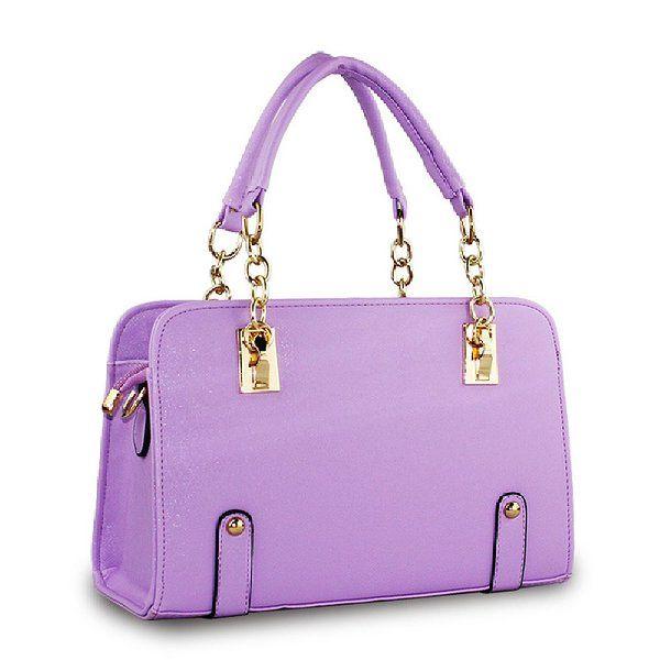 Flying Birds Fashion Handbags Shoulder Messenger Handbag for Woman ZCBG159 (Purple)