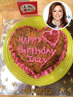 How to Make Rachael Ray's Doggy Birthday Cake