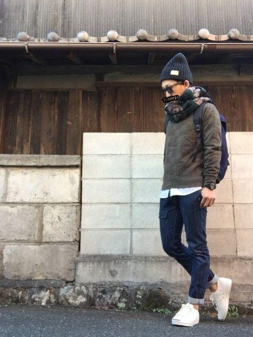 CONVERSE'sSneakers using this グレンlooks│おはようございます\(^o^)/昨...