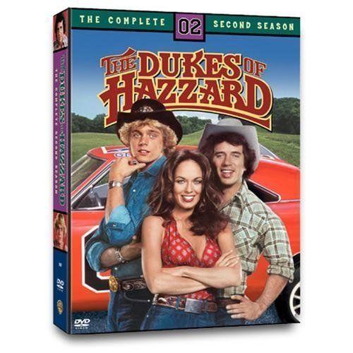 Dukes of Hazzard - The Complete Second Season (DVD, 2005, 4-Disc Set) 12569591677 | eBay