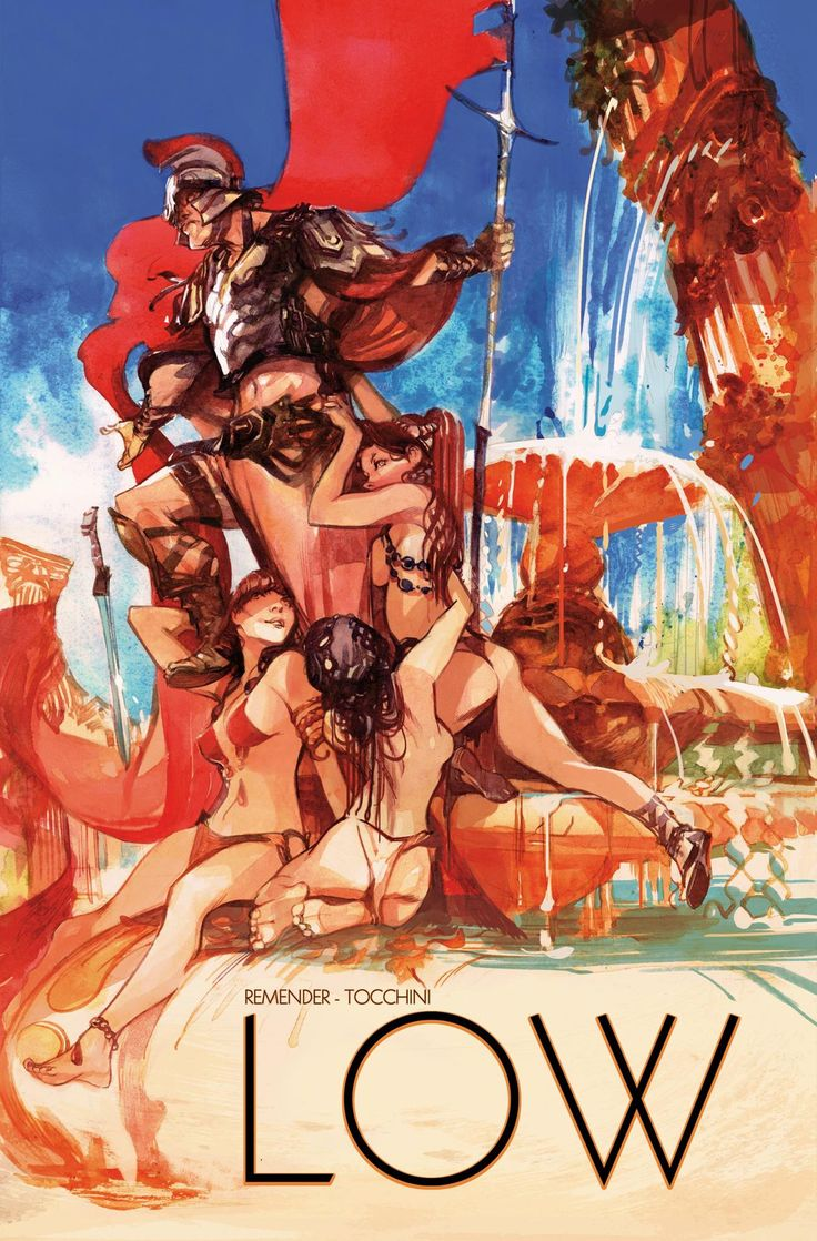 Low, Art By Greg Tocchini