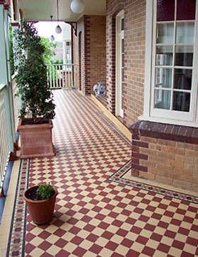 Ennerdale 100 Olde Victorian Floor Tiles Floor Tiles