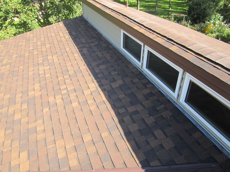 Best Asphalt Shingle Roof In Plymouth Mn Owens Corning Brownwood Color Roofing Pinterest 400 x 300