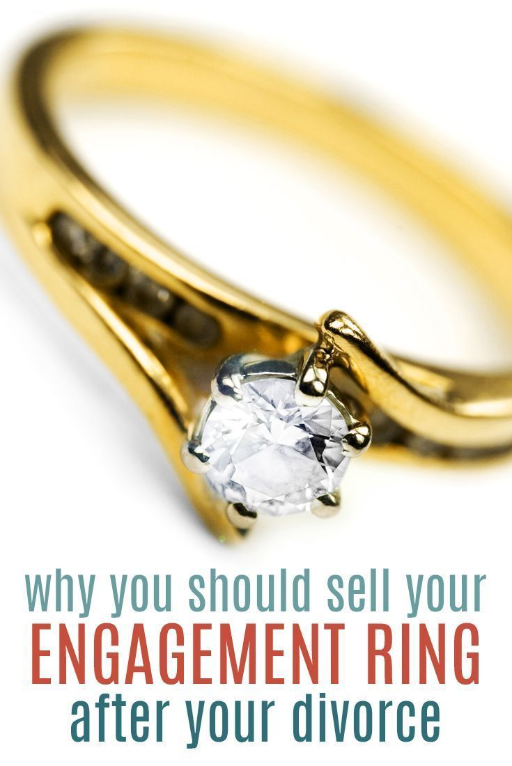 Should You Sell Your Engagement Ring After Divorce?