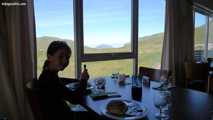 #Vagar Hotel, near Vagar Airport, #Faroe Islands: accommodates a family of 5. (AndreA - vikingandre.com, August 2014 - http://www.hotelvagar.fo/)
