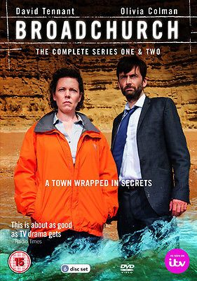 #Broadchurch #series 1 and 2 dvd new #region 2,  View more on the LINK: http://www.zeppy.io/product/gb/2/231780576763/