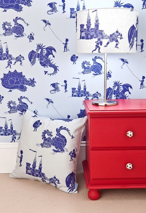 http://www.paperboywallpaper.co.uk/childrens-wallpaper/animal-magic