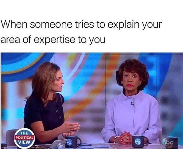Kuvahaun tulos haulle your area of expertise meme