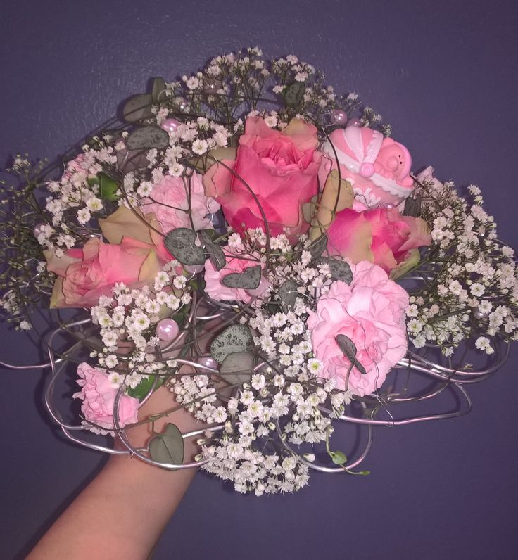 Bouquet for babygirl
