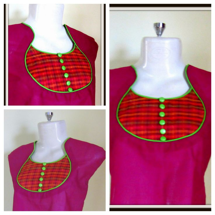 POT NECKLINE - EASY MAKING - YouTube