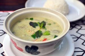 Thai Green Coconut Curry - Michael Schwarzl/Moment Open/Getty Images