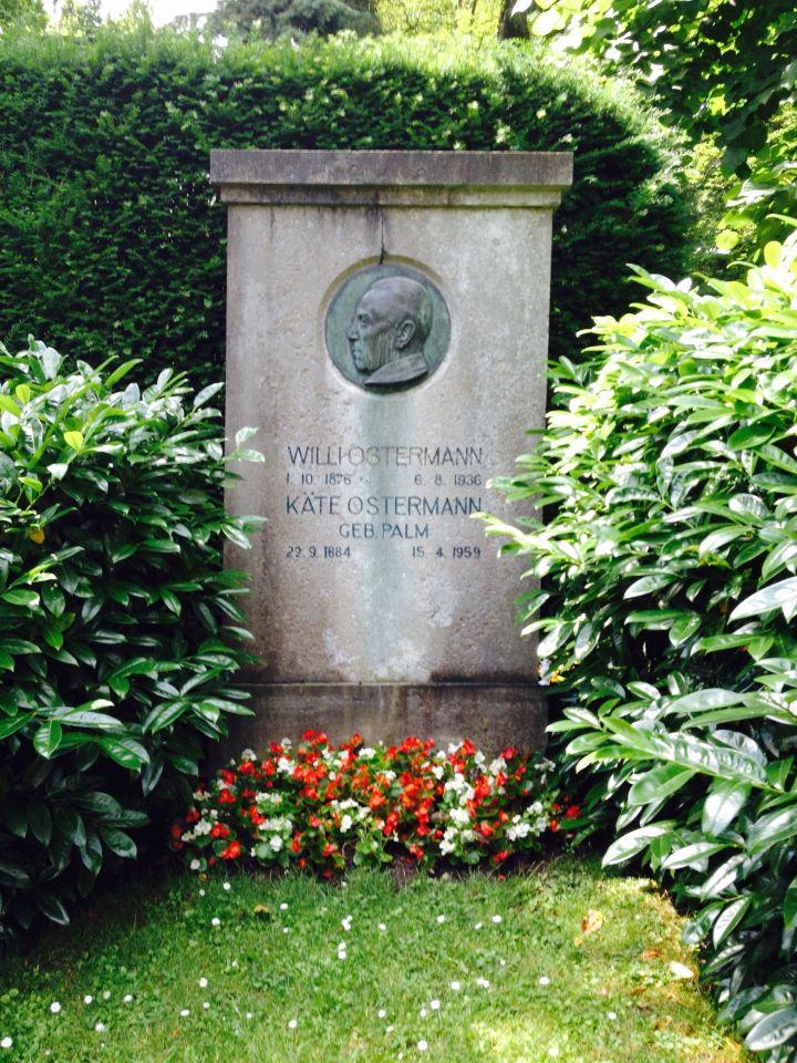 """Willi Ostermann. Grab des Kölner Liedermachers #Melatenfriedhof. """"Ich möch zo Foß noh Kölle gon"""""""