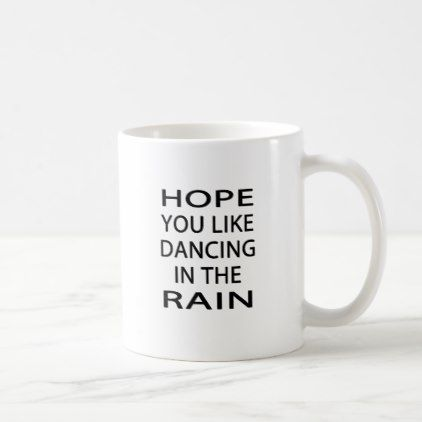 Dancing Coffee Mug - home gifts ideas decor special unique custom individual customized individualized
