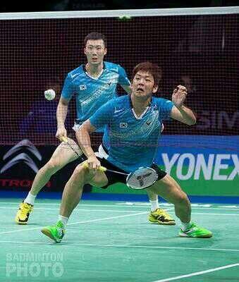 Yonex Denmark Open 2013: Yong Dae Lee/Yeon Seong Yoo