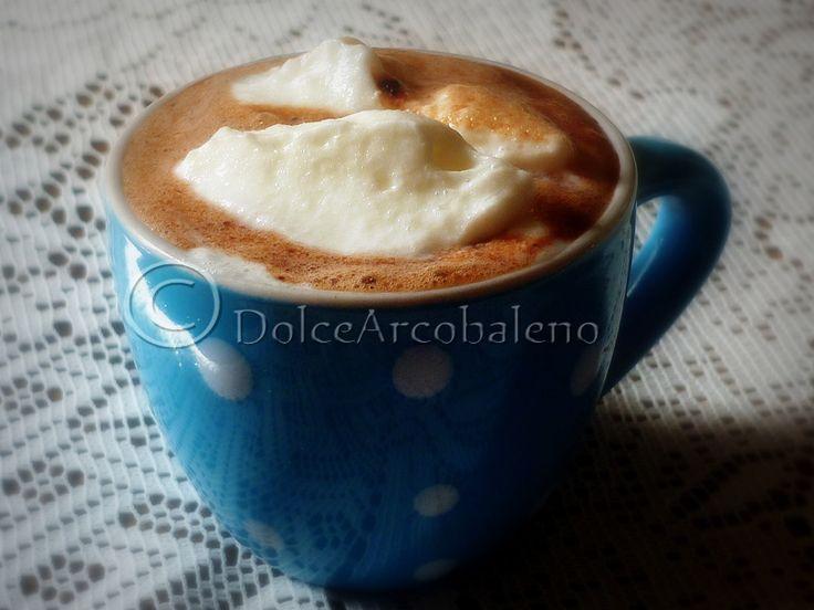 Caffè al cioccolato, ricetta dolce.