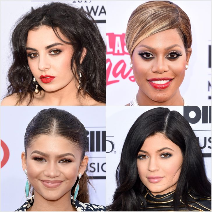 Stop and Stare at Every Beauty Look From the Billboard Music Awards