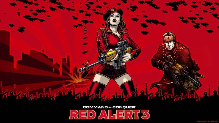 Command & Conquer: Red Alert 3 - Ultimate Soviet March Music Mix - Including Metal Covers + Uprising