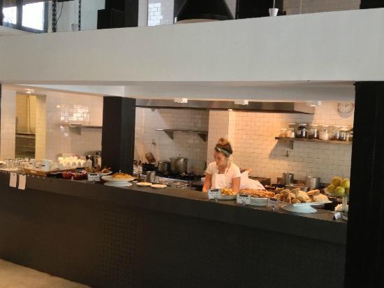 Maria Antonieta Restaurant. Mendoza.