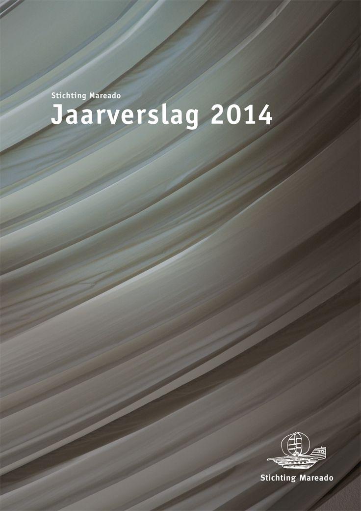 Cover annual report Mareado Foundation