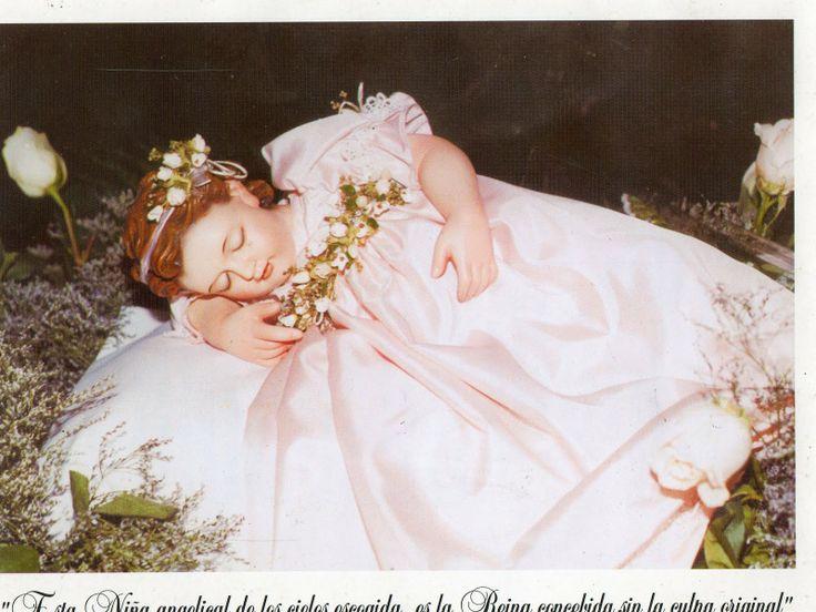 divina infantita, Maria Niña