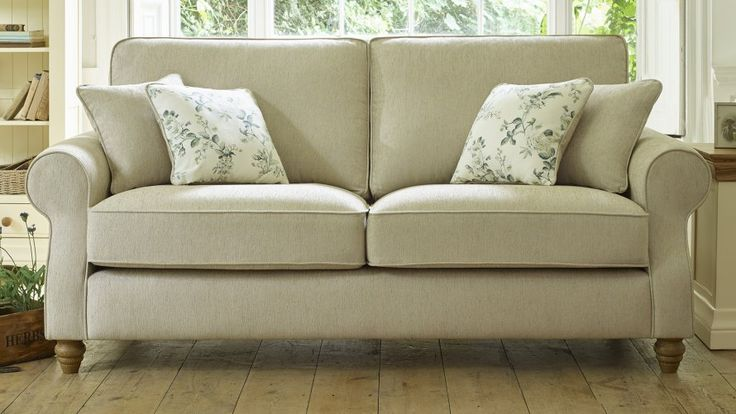 Fabric Sofas | The Amelia Range | 4 Seater, 3 Seater, 2 Seater, Armchair and Footstool
