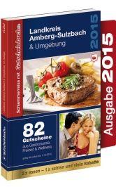 Gutscheinbuch Amberg-Sulzbach & Umgebung