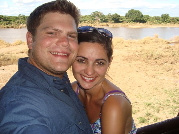 #Safarisoulmates since day one! Next to the Sabi river, Kruger National Park!