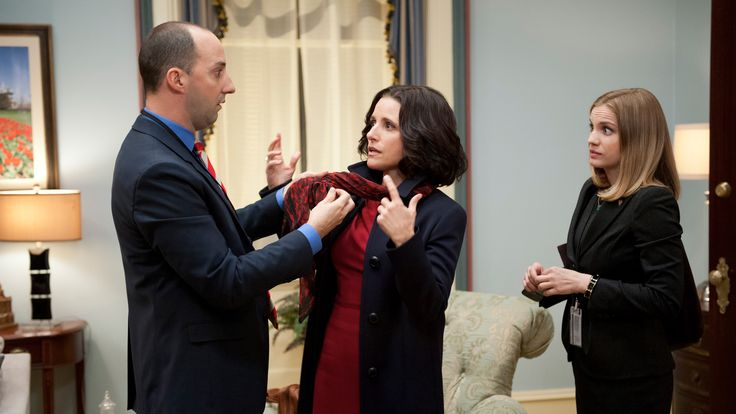 HBO: Veep: Episode 9: Midterms: Videos, Episode Guides and Photos