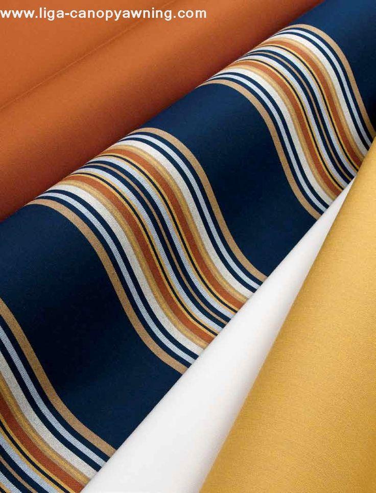 Kain pilihan terbaik dalam pembuatan canopy kain.