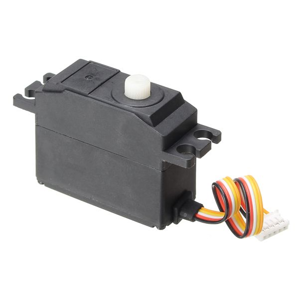 REMO 5 Wire Servo E9831 1/16 RC Car Parts For Truggy Buggy Short Course 1631 1651 1621  REMO 5 Wire Servo E9831 1/16 RC Car Parts For Truggy Buggy Short Course 1631 1651 1621 Description: Brand: REMO Item Name: 5 Wire Servo Item NO.: E9831 Usage: Spare part for REMO 1/16 Truggy Buggy Short Course (RC Car 1631 1651 1621) Approx. Parameters: Weight(g) 27 A(mm) 33 B(mm) 35 C(mm) 29 D(mm) 14 E(mm) 48 F(mm) 20 Package Included: 1 x 5 Wire Servo  EUR 4.23  Meer informatie