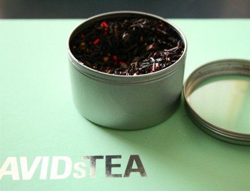 Red velvet David's tea