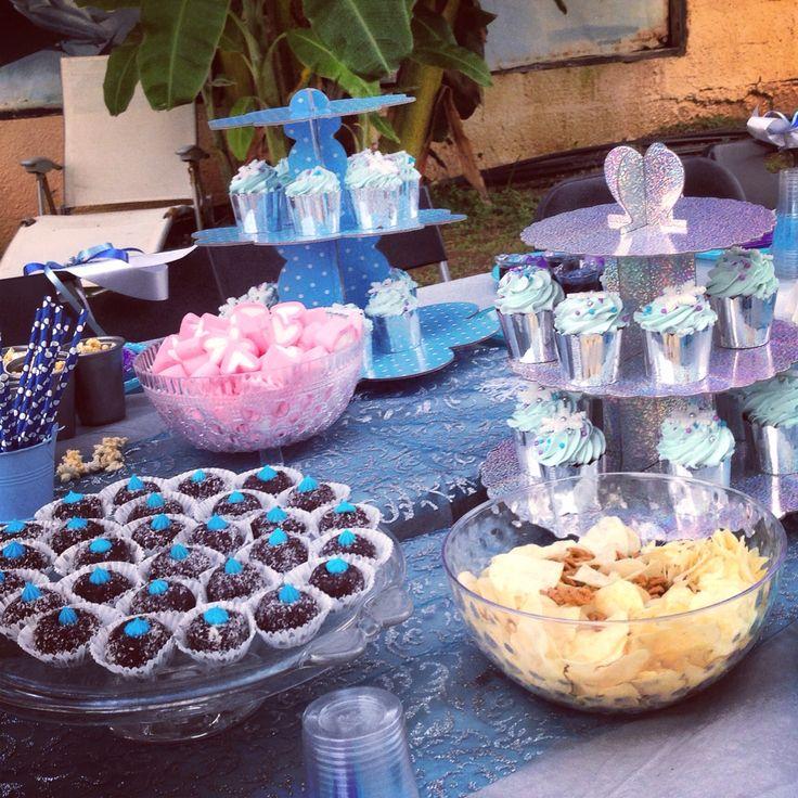 Frozen cup cakes