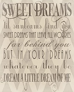 sweet dreams...Mama Cass: Sugar And Spice
