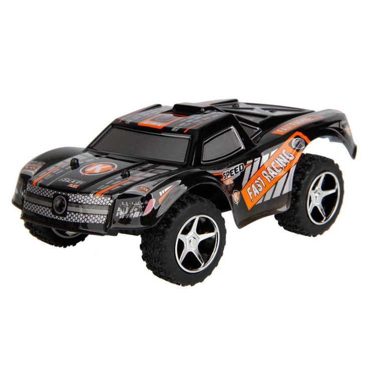 2.4Ghz 4CH High Speed Radio Remote Electric RC Racing Car Off Road Truck Vehicle