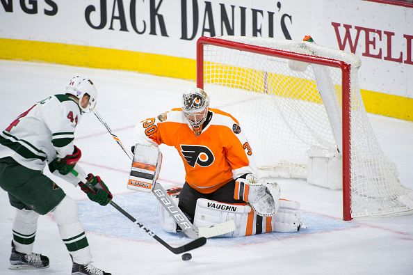 Uh oh. Not good news for the Philadelphia Flyers. Following a win over the Minnesota Wild on Saturday evening, general manager Ron Hextall announced that goaltender Michal Neuvirth will miss 4-6 we…