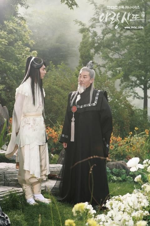 Arang and the Magistrate ......HADES & THE JADE EMPIRER, these two were hilarious!