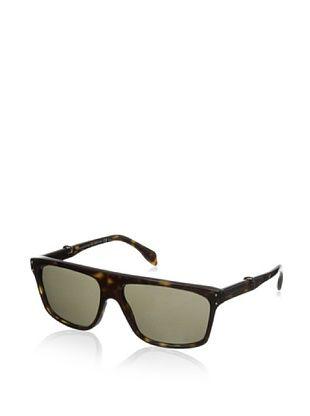 Alexander McQueen Women's 4209/S Sunglasses, Dark Havana