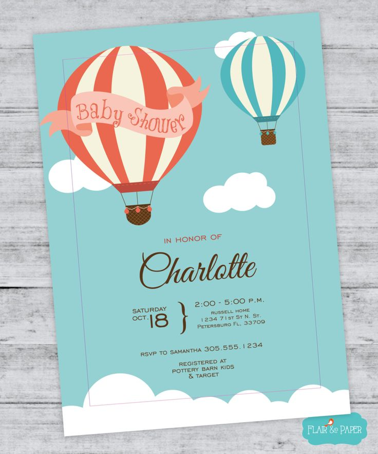 14 best Hot Air Balloon Party images on Pinterest | Carnivals ...
