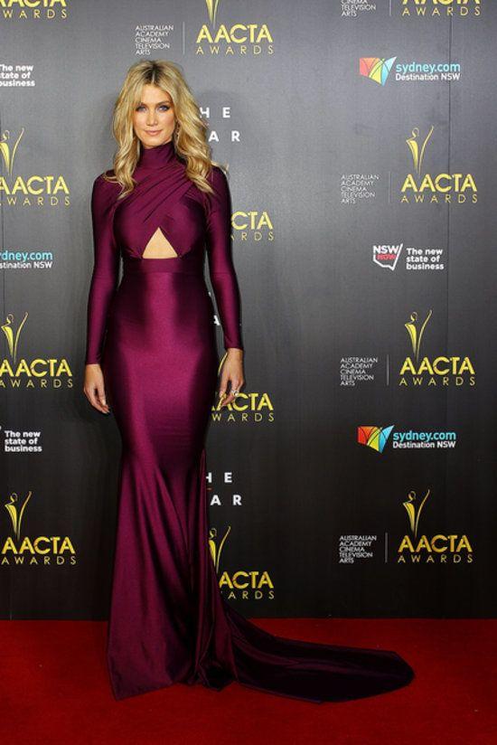 2014 AACTA Awards Red Carpet.