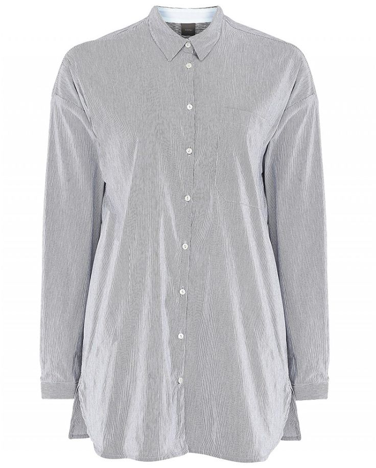 White Sight Oversized Shirt - Atterley Road #ARWishlist @atterleyroad
