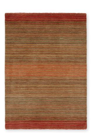 Rust Wool Ombre Rug From The Next Uk Online