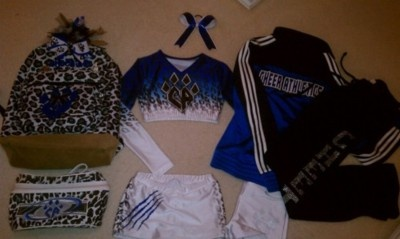 Cheer Athletics Cheetahs merchandise