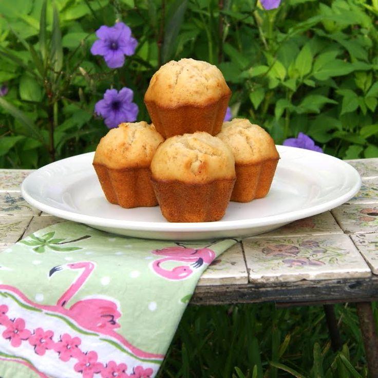 Piña Colada Muffins | Flamingo Musings