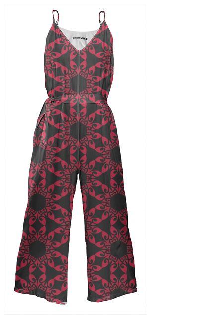 Tie Crimson-Velvet