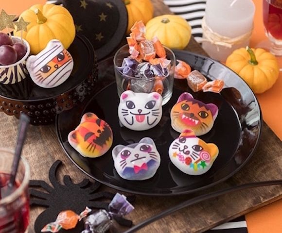 Felissimo's cat marshmallows get ready for Halloween … and they're as cute asever! | SoraNews24
