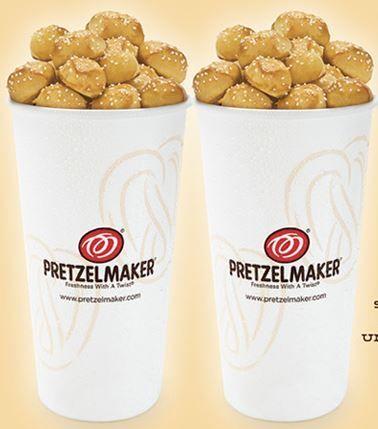 pretzel making machine